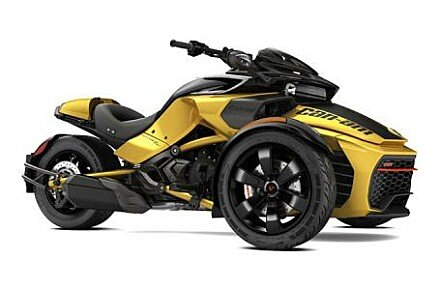 2017 Can-Am Spyder F3 for sale 200600246
